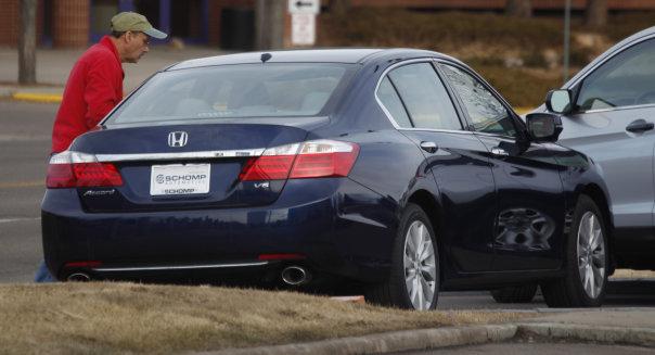 Honda Tops Insurance Industry Safety List